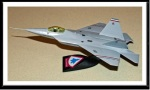 Paul Gasiorowski, F-22 Raptor, 1/72, Revell, Snap-Tite Kit
