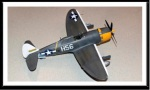 Norris Graser, 1/48 Tamiya P47D Razorback, Thundercal Decals (T-004)
