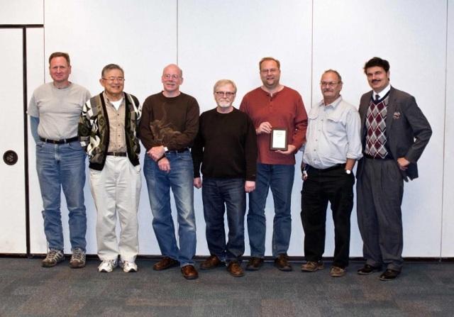 THANKS to those who contributed models or time: Carl Geiger, Steve Kumamoto, Charles Scardon, The Tick, Dan Paulien, Glenn Estrey, John Koziol, Lee Lygiros, Bill Lygiros.