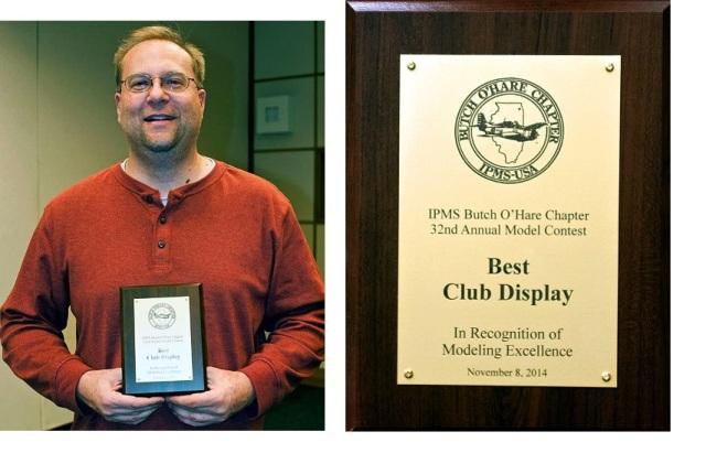 Dan and award