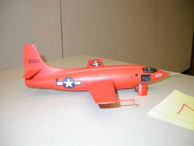 Contest winner Bell X-1