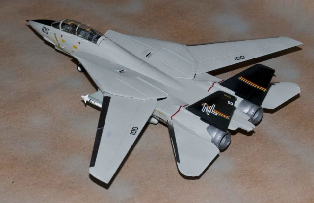 F-14 topside view