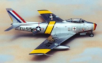 Hasegawa F-86 Sabre