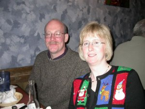 Mr & Mrs Squint Scardon (Charlie & Charla)
