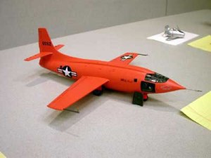 One of two Bell X-1s