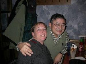 Shelley Graser & Steve Kumamoto