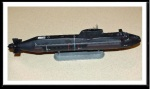 Mark Murray, 1/350 HMS Astute, Astute class, Hobby Boss kit