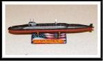 Carl Geiger, 1/700 USS Ben Franklin, SSBN 640