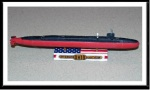 Mark Murray, 1/700, USS Ohio, Ohio Class, DML kit