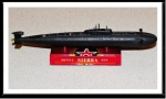 Mark Murray, 1/700, USSR Sierra Class, DML kit