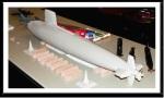 Frank Ress, 1/72, Moebius kit, Skipjack class