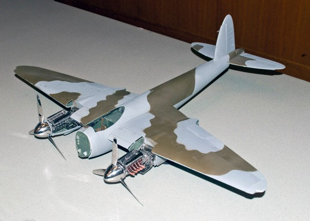 1 24th scale Airfix Mosquito