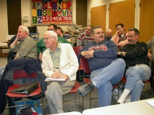 2005 Feb Meeting Pic32